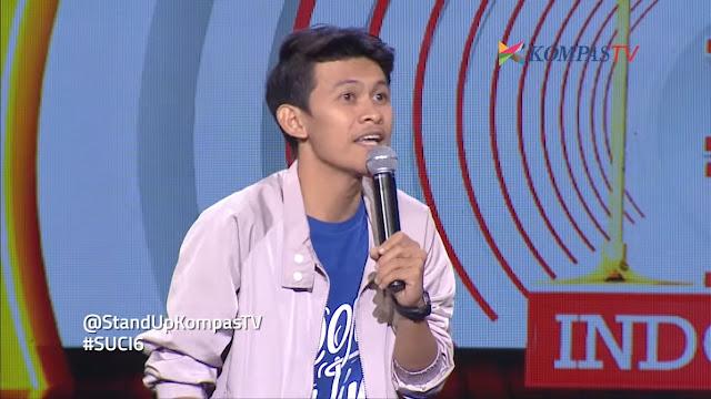 [VIDEO] Indra Jegel SUCI 6 Show 15: Terkenal Kok Nanggung