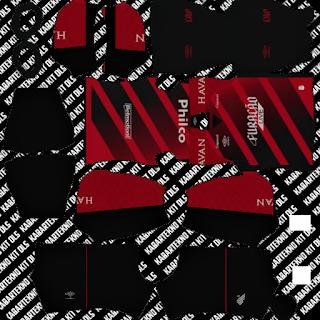 Atletico PR Paranaense Kits 21/22 DLS Kit 21