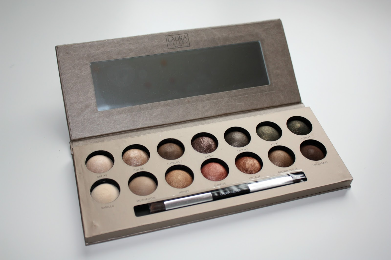 Odds And Sodz Laura Geller The Delectables Eyeshadow Palette
