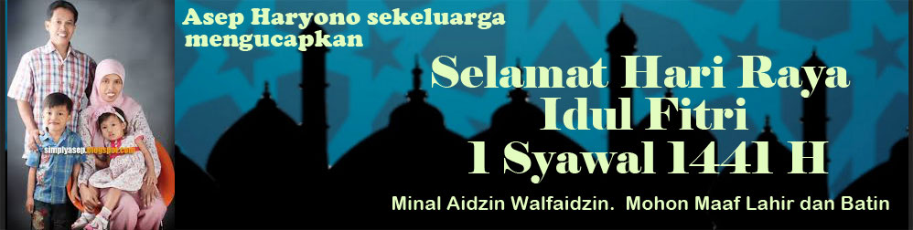 Banner Idul Fitri 1441 H