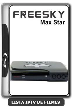 Freesky Max Star Nova Atualização Melhorias no SKS e PowerVU V1.50 - 18-06-2020