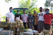 Pemuda dan Pelajar NU Salurkan Bantuan untuk Korban Banjir di Kecamatan Praya Timur