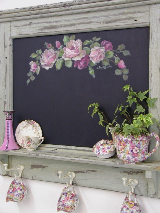 Blooming Rose Musings The Lovely Art of Christie Repasy