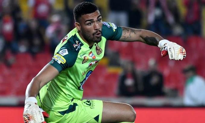 Dimayor confirmó la sanción al arquero del DEPORTES TOLIMA, Álvaro Montero, tras la expulsión sufrida en el empate ante Cali