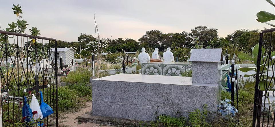 Óbidos tem duas mortes confirmadas por coronavírus nesta terça-feira (30).