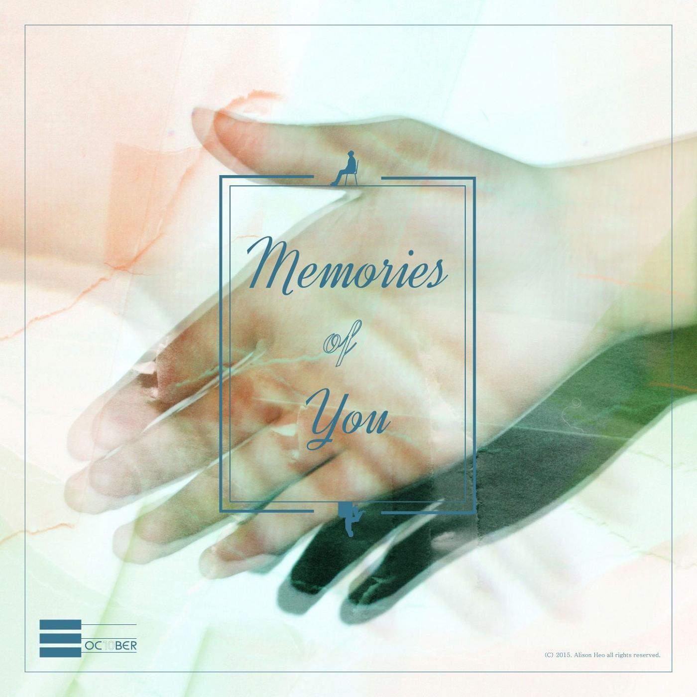October – Memories of You – Single