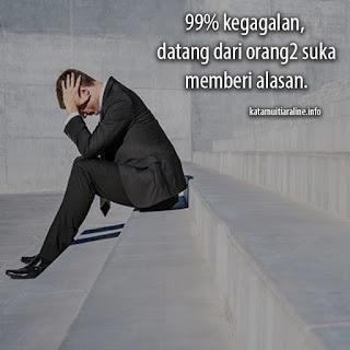 99% Kegagalan