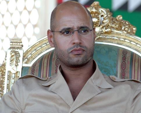 Gaddafi's son, Saif Al-Islam to run for Libya president in 2018