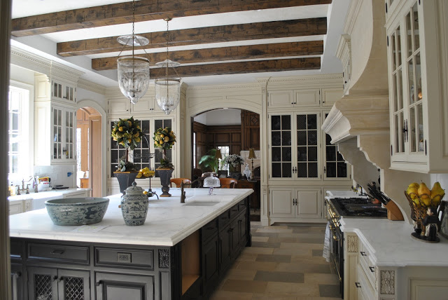 enchanting large kitchen idea | TG interiors: The Enchanted Home