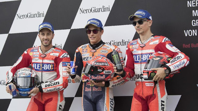 Lorenzo: Tak Ada yang Mustahil untuk Dovizioso di Valencia