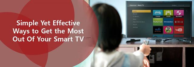 Smart TV tricks