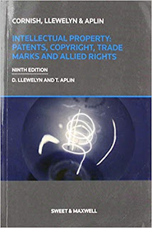 Book Review: Intellectual Property: Patents, Copyrights, Trademarks & Allied Rights