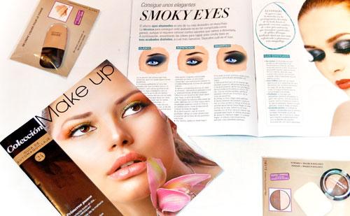 Review : Conociendo la colección Make Up fasciculos 23 y 24