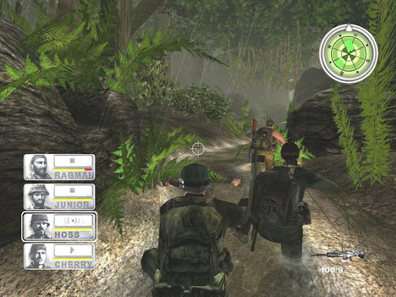 Conflict Vietnam ScreenShot