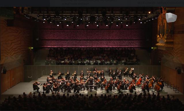 palco e orquestra da Casa da Música