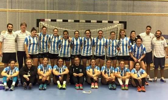 Argentina en río 2016 - Handball femenino
