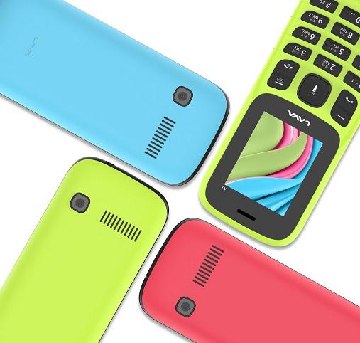 LAVA A1 Colors
