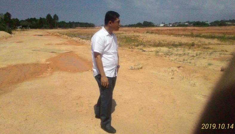 """Komisi III DPRD Batam Sidak """"Hutan Mangrove di Sulap jadi Kavling di Nongsa"""""""