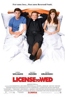Çık Aramızdan - Licence to Wed izle (Türkçe Dublaj)