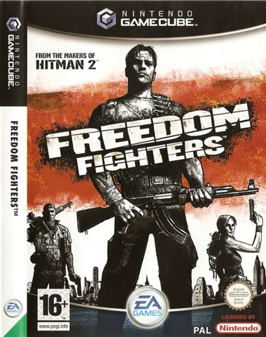 Freedom Fighters Full 180 MB PC Game Highly Compressed – Updated