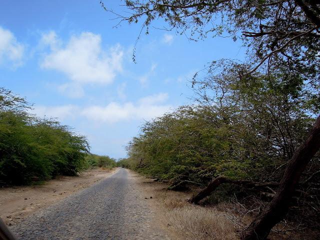 wycieczka samochodowa po wyspach zielonego przyladka