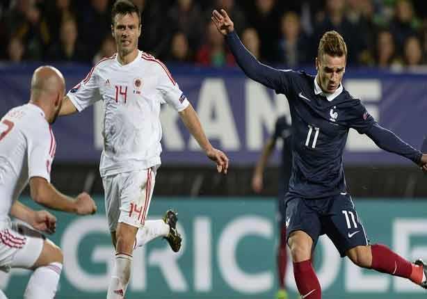نتيجة مباراة فرنسا والبانيا بتاريخ 07-09-2019 التصفيات المؤهلة ليورو 2020