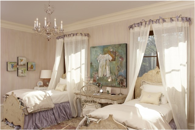 French Country Bedroom Design Ideas
