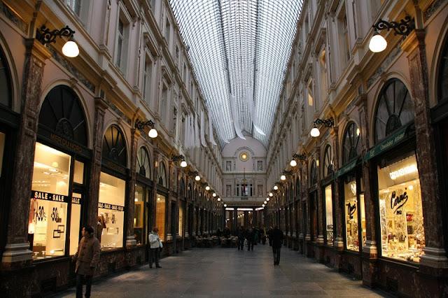 Shoppings em Bruxelas | Bélgica