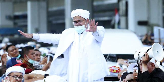 Ceramah Habib Rizieq Viral, Diaz: Ini Penghinaan untuk Seluruh Umat Islam, Sangat Tidak Pantas!