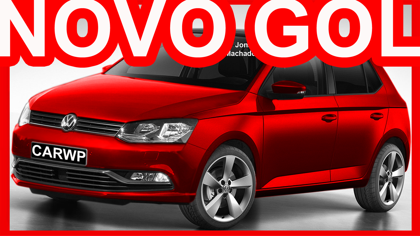 Novo Ford Focus 2018 >> Novo Volkswagen Gol G7 2018 TSI 82 cv-150 cv @ Mini-Golf # ...