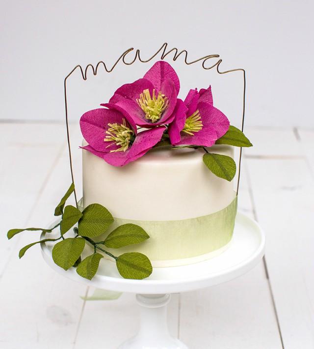 Idea sencilla para el regalo del Día de la Madre