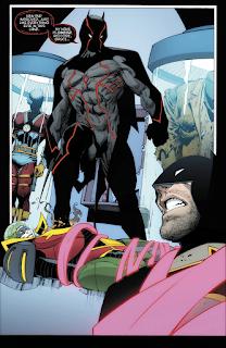 Reseña de Batman: El Último Caballero de la Tierra, de Scott Snyder y Greg Capullo - ECC Ediciones.