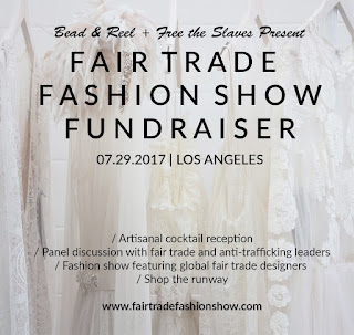 fair trade fashion show