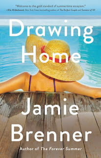 Audiobook review Drawing Home by Jamine Brenner