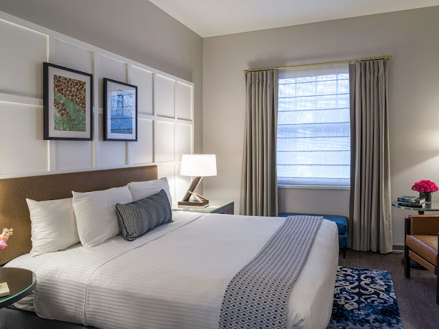 Book your room at the Heathman Hotel for an upscale lodging experience in downtown Portland.