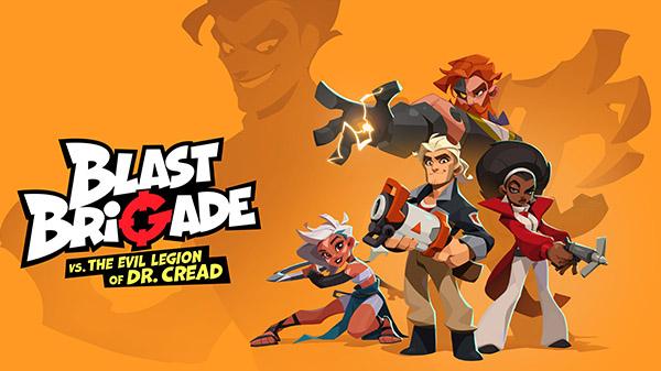 Blast Brigade, novo título de ação e aventura, é anunciado para Switch