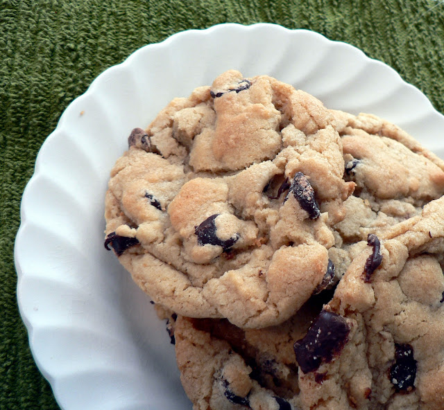 Small Batch Chocolate Chip Cookies Without Baking Soda