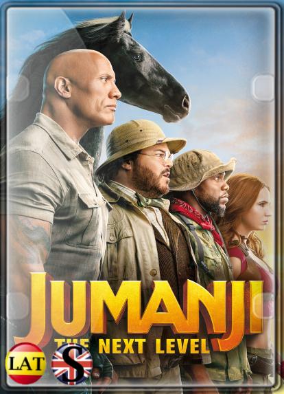Jumanji: Siguiente Nivel (2019) FULL HD 1080P LATINO/INGLES