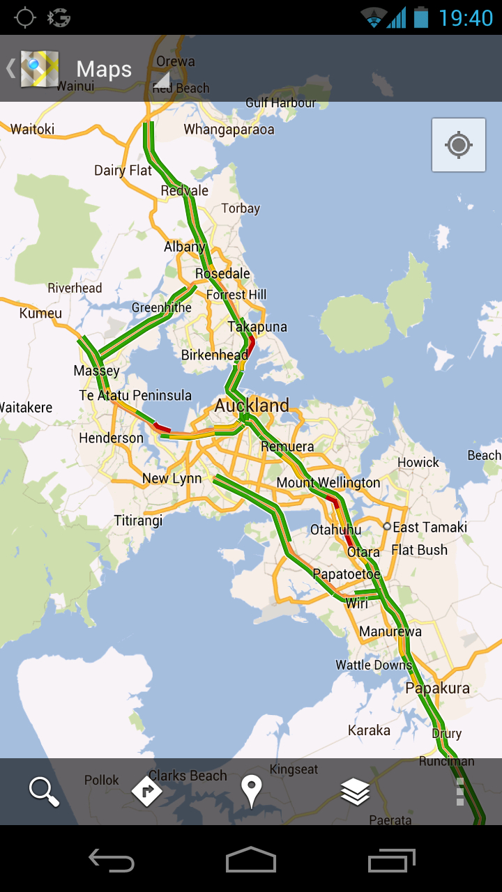 Google Map Of New Zealand.Google Lat Long Get Traffic Conditions In Norway New Zealand And