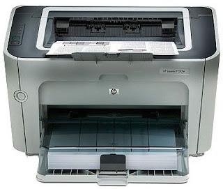 HP LaserJet P1505 Télécharger Pilote