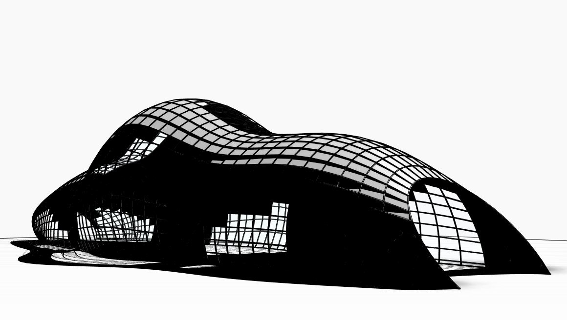 Revit Link Curved Forms In Revit