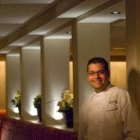 Chef Baasim Zafar of the Cape Cod room at the Drake Hotel in Chicago