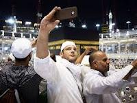 Pemerintah Saudi Larang Jamaah Ambil Gambar di Masjidil Haram dan Nabawi