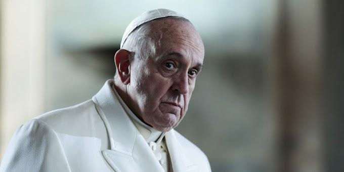 """L'appello del Papa: """"Vaccini per tutti"""""""
