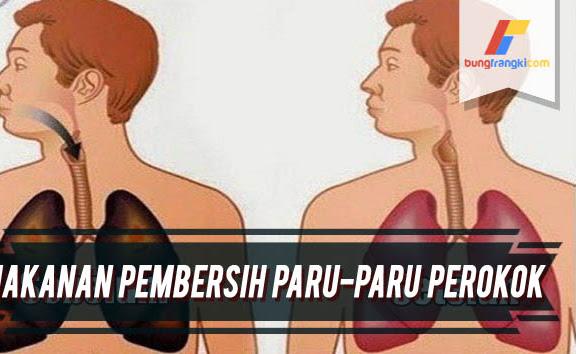 4 Makanan yang dapat Membersihkan Paru-paru Hanya dalam 72 Jam
