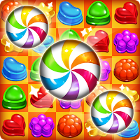 Candy Amuse: Match-3 puzzle Mod Apk