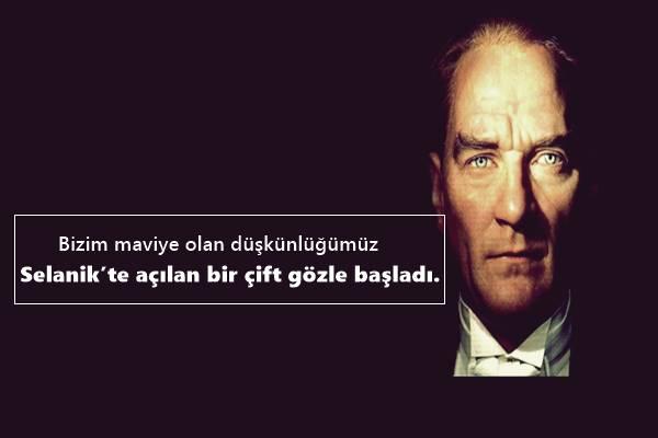 Atatürk Sevgisini Anlatan Sözler