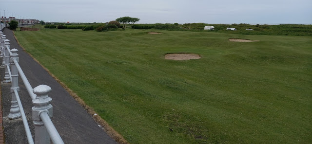 Pitch & Putt Miniature Golf at Marine Gardens in Fleetwood