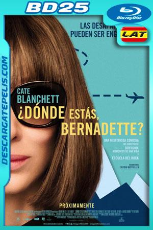 ¿Dónde estás Bernadette? (2019) 1080p BD25 Latino – Ingles