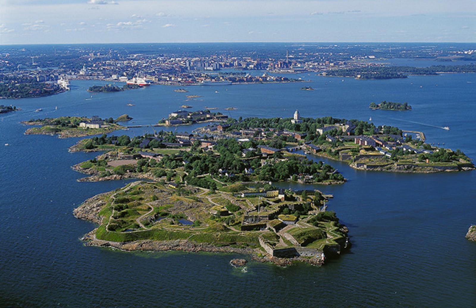 Suomenlinna Helsinki